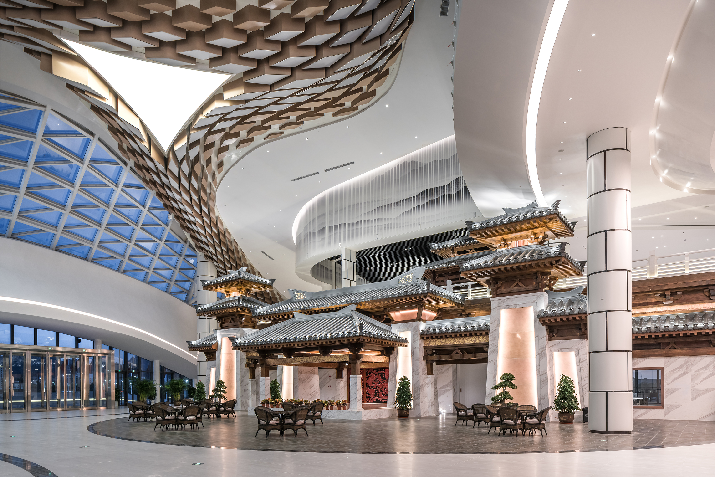 China Railway Qingdao World Expo City Conference Center