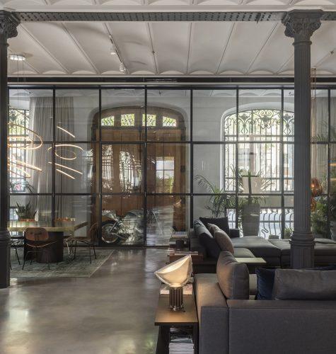 Loft BuresQ Interior