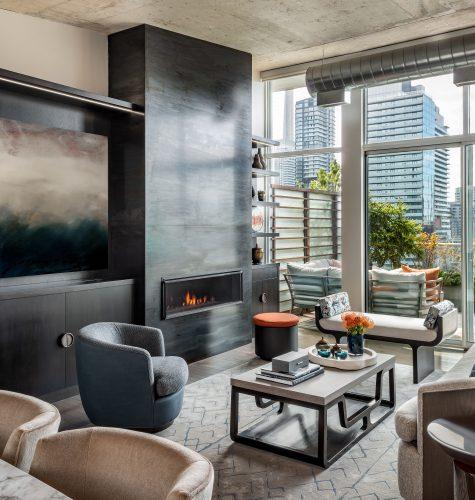 Toronto Penthouse Interior Design