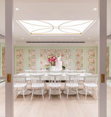 Peggy Porschen Chelsea Interior Design