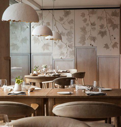 HIDE Restaurant Interior Design