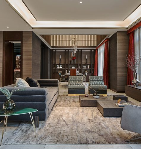 Ziyue Masion Interior Design