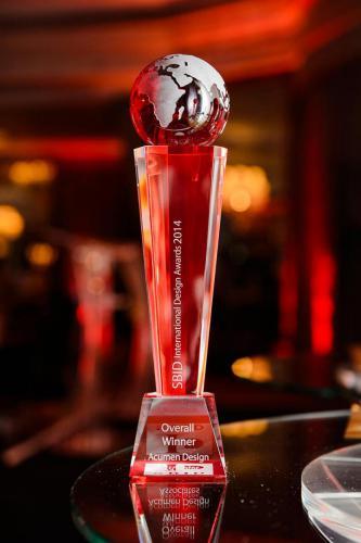 SBID Awards 2014-17